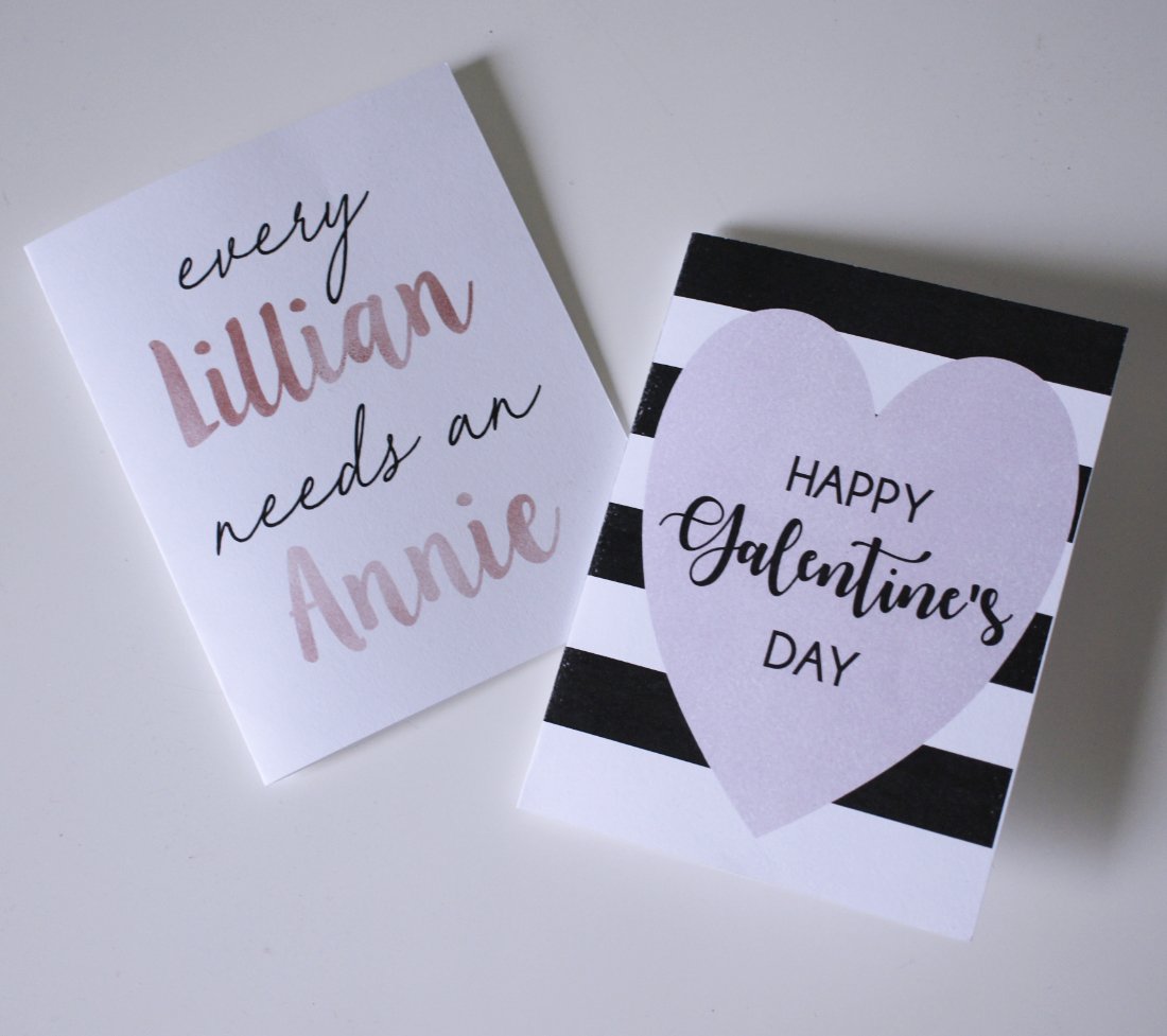 Galentine's Cards | Lilly Pea Designs