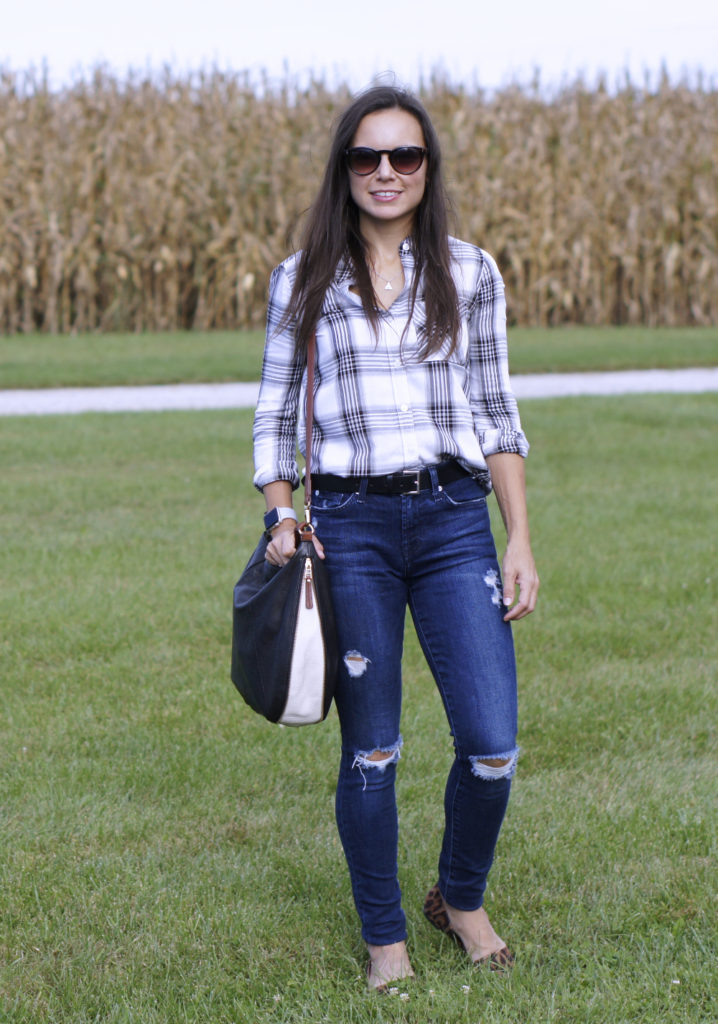 Style_In_Shape | Plaid_and_Leo_Combo
