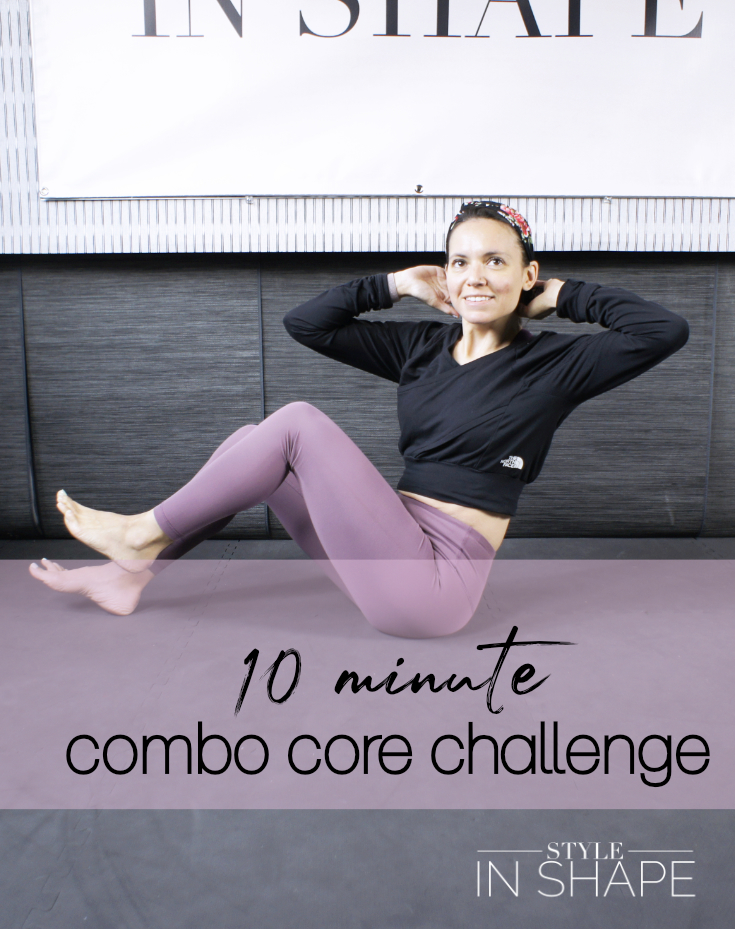 Core Challenge 05.19 | Style In Shape