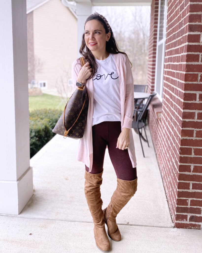 STYLED LOVE TEE 3 WAYS-Casual | Style In Shape